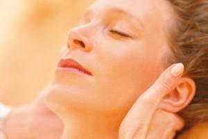 Dr. Hauschka Gesichtsbehandlung Lymphstimulation